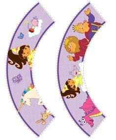 Dicas pra Festas Infantis: Tags da Dora Aventureira para imprimir