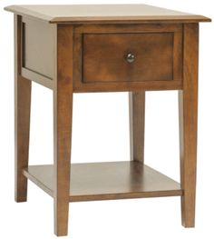 """Country Marketplace - Urban Country Solid Wood End Table 20"""", $249.00 (http://www.countrymarketplaces.com/urban-country-solid-wood-end-table-20/)"""