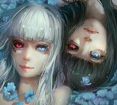 Kuro & Shiro - Tokyo Ghoul