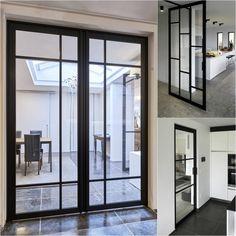 Design naar keuze qua onderverdelingen op het glas