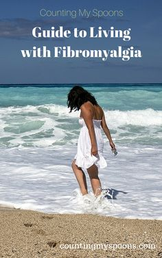 The Counting My Spoons Guide to Living with Fibromyalgia provides advice on…