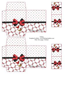 tea bag wrapper template - Google Search