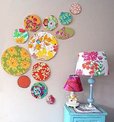 Strikingly ideas fabric wall decor decoration with metal nursery panels is one of images from cozy design fabric wall decor. Find more cozy design fabric wall decor images like this one in this gallery Home Decor Furniture, Diy Home Decor, Home Crafts, Diy And Crafts, Fabric Wall Decor, Deco Originale, Indian Home Decor, Home And Deco, Diy Wall Art
