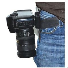 Belt Holster Buckle Hanger for DSLR Camera