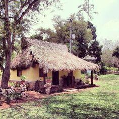 Rancho saludable kaab na, en Yucatán