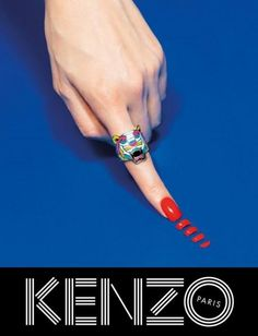 Kenzo - Collection Automne Hiver 2013 - 8
