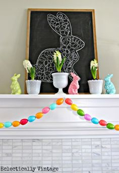 20 Cute Easter DIY and Craft Ideas