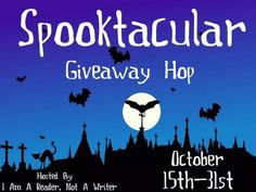 Goodreads | Lisa Kessler's Blog - Happy Halloween! Welcome to the Spooktacular Giveaway Hop! - October 14, 2015 14:17