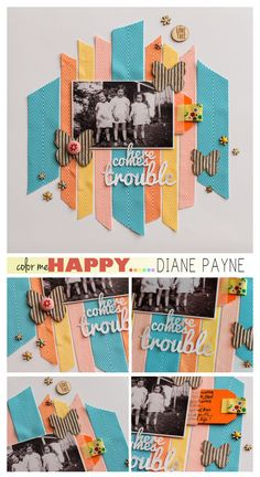 HereComesTrouble_DianePayne_blog - good way to use up ribbon
