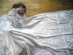 Draped Portrait II - Heather Horton