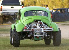 Modified VW Bug