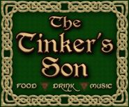 The Tinker's Son. Irish music sessions on Sunday!!!
