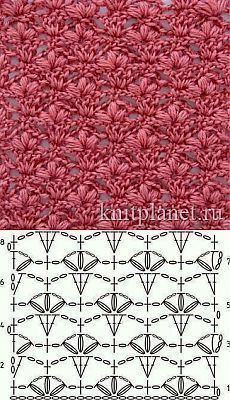 Beautiful crochet pattern.