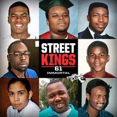 DJ Triple Exe  Street Kings 61: Immortal Hip Hop Mixtapes, Wake Up, Dj, King, Street, Movies, Movie Posters, Films, Film Poster