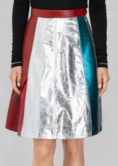 & Other Stories | SADIE WILLIAMS A-Line Leather Skirt