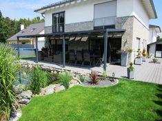 terrassen sichtschutz rollo, andreas archard (andreasarchard) on pinterest, Design ideen