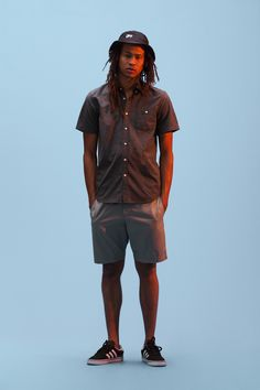 Keene Short Sleeve Shirt & Jetty Short