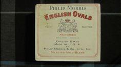 Vintage-Phillip-Morris-034-English-Ovals-034-WWII-Cigarettes-1943