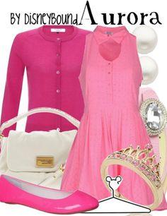 "Bridal Shower Dress Attire Idea:  ""Aurora"" by lalakay on Polyvore"
