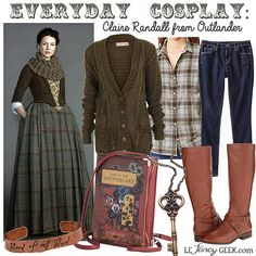 cardigan: Krisp // button-up: Gap // jeans: Mossimo // cuff: The Sad Basset purse: ModCloth // necklace: Whispered Wishes // boots: Nine West Hey ponies! Do any of you watch Outlander? I got into i...