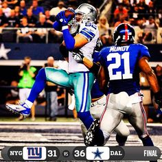 Cowboys outlast Giants, outscore the Pack, and the Jets pull out a last second comeback. Football Season, Nfl Football, American Football, Football Helmets, Dallas Cowboys Star, Cowboys Vs, Jason Witten, How Bout Them Cowboys, Sport Shorts