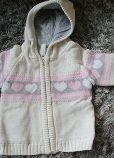 Kaufe meinen Artikel bei #Mamikreisel http://www.mamikreisel.de/kleidung-fur-madchen/outdoorbekleidung-jacken/31213113-madchenjacke-jacke-strickjacke-fruhlingsjacke-herbstjacke-gr-56
