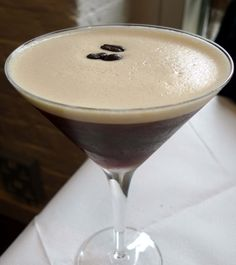 Mix your own Espresso Martini Cocktail. Ingredients 5 dashSugar syrup Instructions Pour ingredients into shaker filled with ice, shake vigorously, and strain into c Martini Recipes, Drinks Alcohol Recipes, Cocktail Recipes, Espresso Martini, Espresso Liqueur Recipe, Coffee Cocktails, Fun Cocktails, Martini Cocktail, Martinis