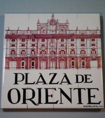 Plaza de Oriente | Plazas de Madrid