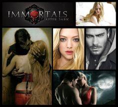 Kresley Cole The Immortals After Dark /  Кресли Коул  Бессмертные с приходом темноты/  Нет голода неистовей // A Hunger Like No Other