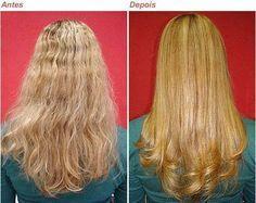 Tratamento de choque caseiro para cabelos danificados - Veja a Receita:
