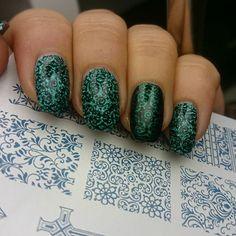 up to date nail art design ideas, 100 + manis inspiration for you to surf ! #ciciandsisi #nailart #nails #nailstamping #nailaddicted
