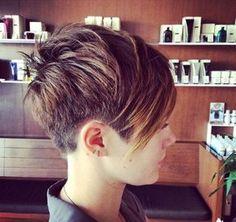 Sehr elegante Kurzhaarfrisuren, die Du nicht verpassen solltest! - Seite 14 von 14 - Neue Frisur