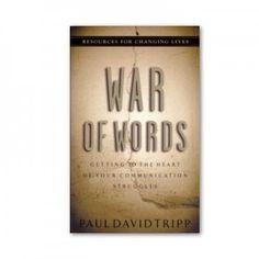 War of Words--Book by Paul Tripp