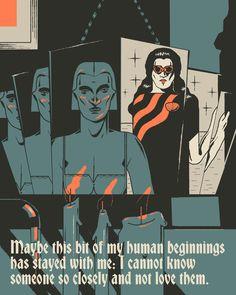 Scary Comics, Russian Avant Garde, Glasgow School Of Art, Popular Art, Digital Illustration, Illustration Styles, Horror Stories, Surrealism, Storytelling