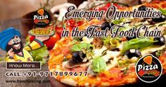#PizzaDaDhaba is one of the leading and very #profitable #food #franchise #brand. For more #franchise details reach us at 97178-99677 or mail us at info@franchisezing.com