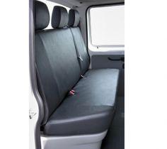 VW T5 Kunstleder Transportersitzbezüge 3er Bank Pritsche passend ab BJ 04/2003 bis heute Vw T5, Transporter, Car Seats, Design, Shopping, Artificial Leather, Vehicles, Nice Asses