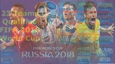 Fifa World Cup 2018 Russia - All Qualified 23 Teams Squad For 2018 FIFA ...