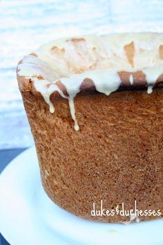 Peanut Butter Bread {for the Bread Machine} - Dukes & Duchesses