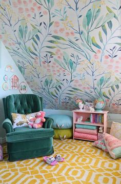 girls bedroom Tween Girl Bedroom Makeover filled with loads of bright fun colors and awesome decorating ideas for a young girl. Tween girl decorations for a bedroom. Girl Bedroom Walls, Girl Bedroom Designs, Teen Girl Bedrooms, Big Girl Rooms, Bedroom Decor, Tween Girl Bedroom Ideas, Bedroom Fun, Boy Rooms, Teen Bedroom