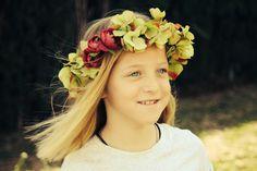 Coronas de flores en floristería Baladre de Colón
