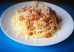 (1) Bolognai spagetti | Deák Erika receptje - Cookpad receptek Spagetti, Bologna, Ethnic Recipes, Food, Essen, Yemek, Meals