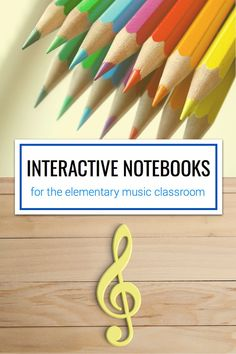 Tons of tips for using interactive notebooks in the elementary music classroom.
