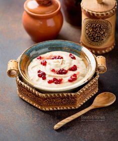 Ancient Russian Fermented Kissel Porridge