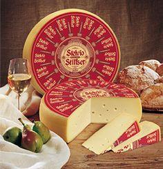 Stelvio formaggio