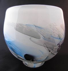 Flotsam bowl by Andrew Sanders and David Wallace
