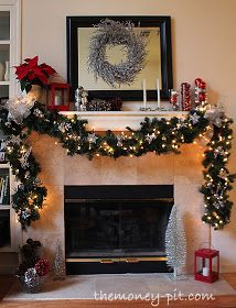 The Kim Six Fix: Christmas 2012 Home Tour