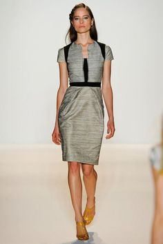sheath dress Top Fashion Trends for Spring/Summer 2012