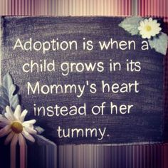 #adoption #adoptionquote #love #family