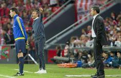 """Valverde: """"No hay nada dicho porque el Barça es capaz de cualquier cosa"""" - """"Es verdad que ha sido un resultado abultado que llama la atención porque el Barça no recibe habitualmente cuatro goles. Ha sido una noche mágica y..."""