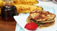2 Ingredient Protein Power Pancakes!